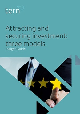 attracting and securing investment