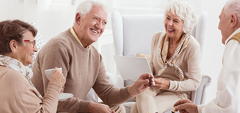 How the Internet of Things can Transform Care Homes