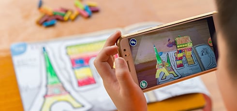 Augmented Reality transforming home-learning