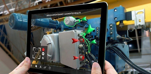 Augmented reality and the smart factory