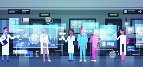 Is the smart hospital close to a reality?