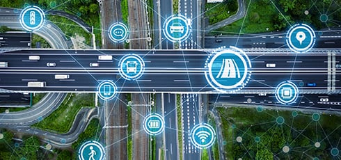 IoT and traffic management